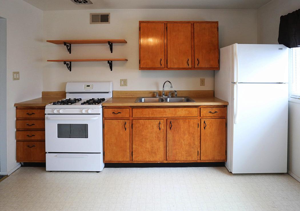 Kitchen (2BR)